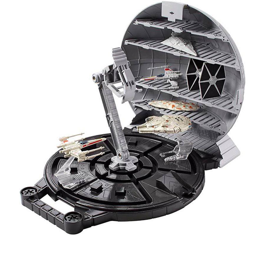 Игровой набор Hot Wheels Star Wars Звезда смерти купить