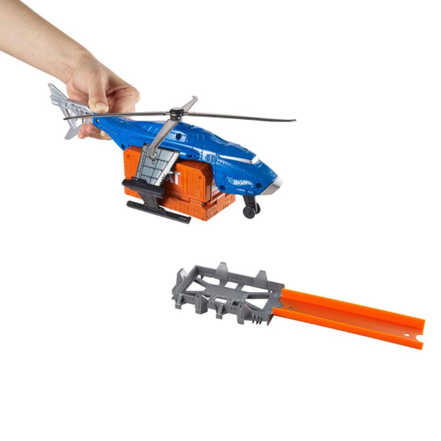 Набор Hot Wheels Супербоевой вертолет купить
