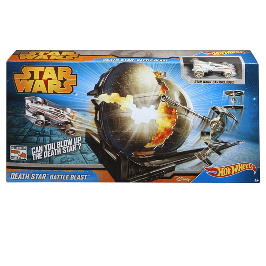 Трек Hot Wheels Star Wars CGN48