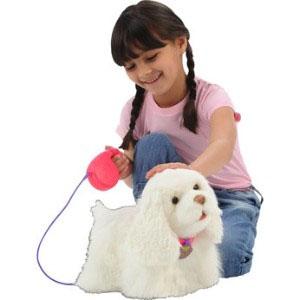 интерактивные игрушки собачка