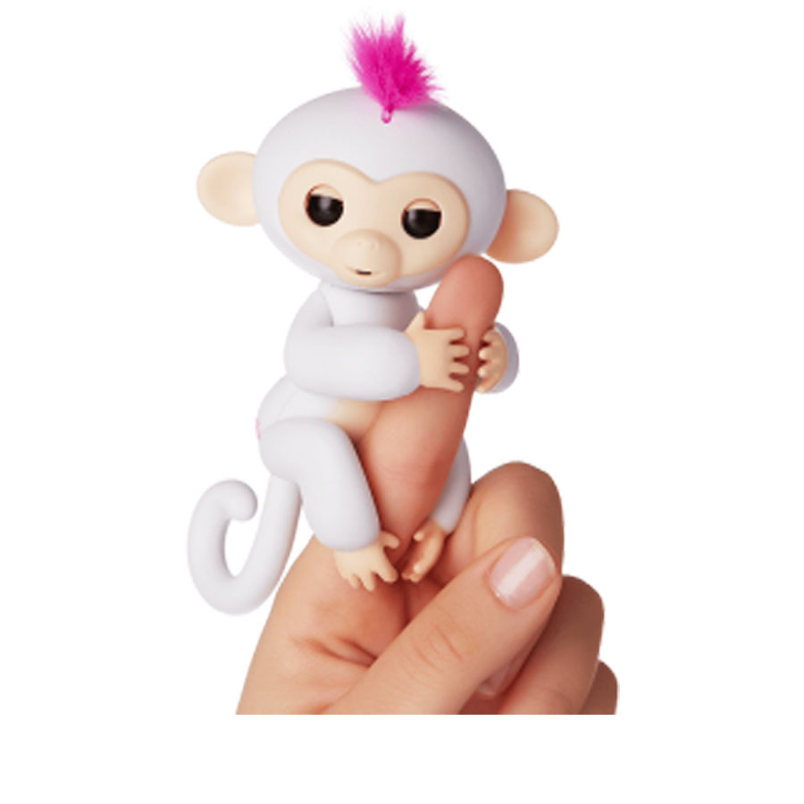 Fingerlings interactive baby monkey Sophie