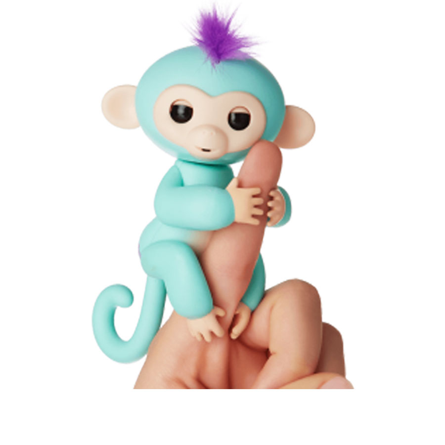 Fingerlings interactive baby monkey Zoe