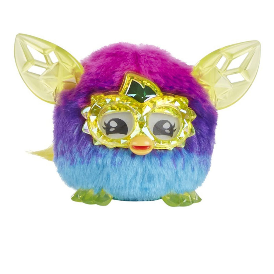 Furby Furblings Crystal Pink to Blue (Розово-Голубой)