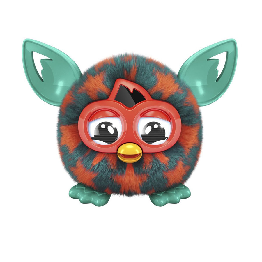 Furby Furbling Creature Orange Stars (Оранжевые звезды)