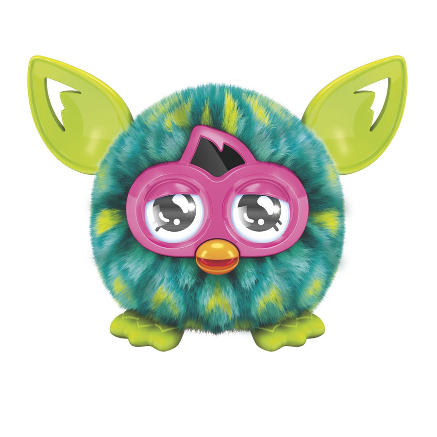 Furby Furbling Creature Peacock Feather (Павлин)