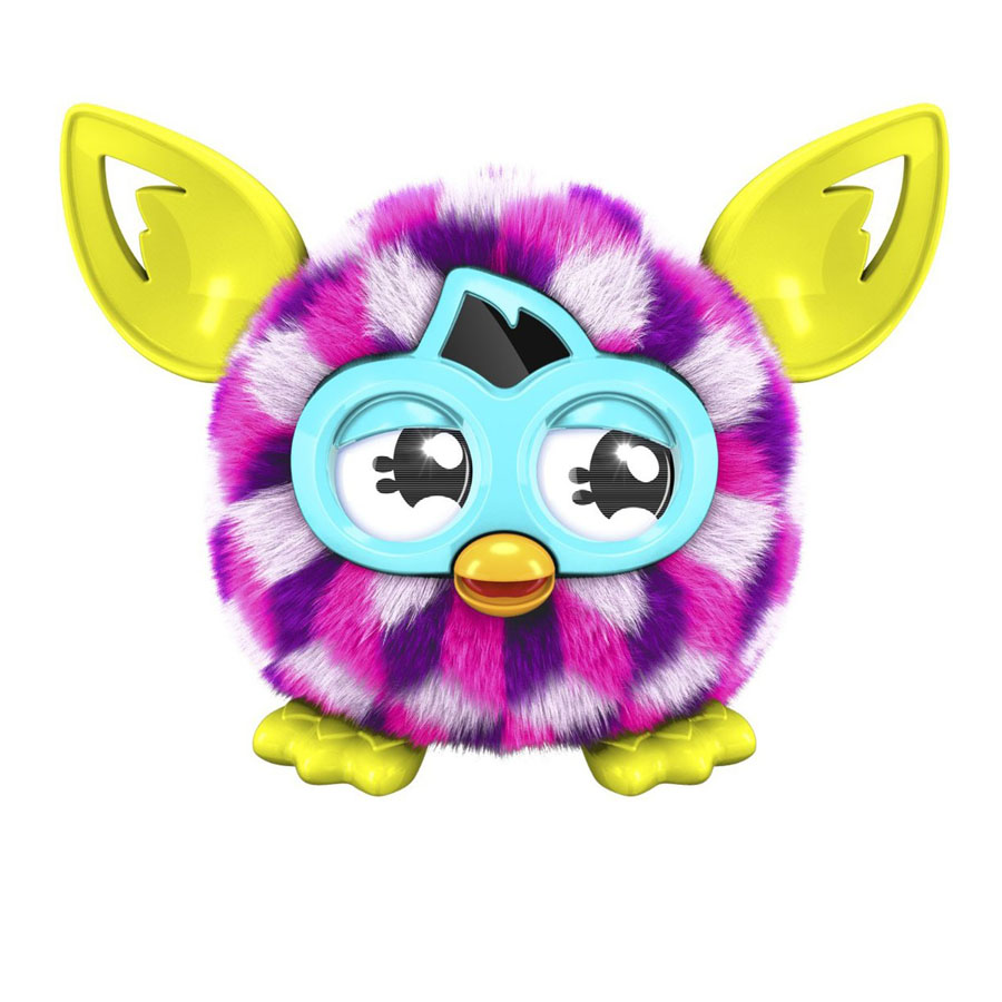 Furby Furbling Creature Pink Cubes (Розовые кубики)