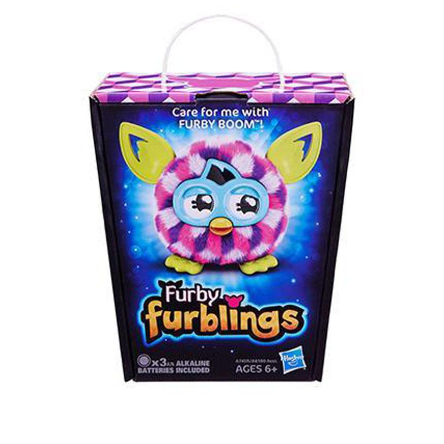 Фёрблинг Розовые кубики купить