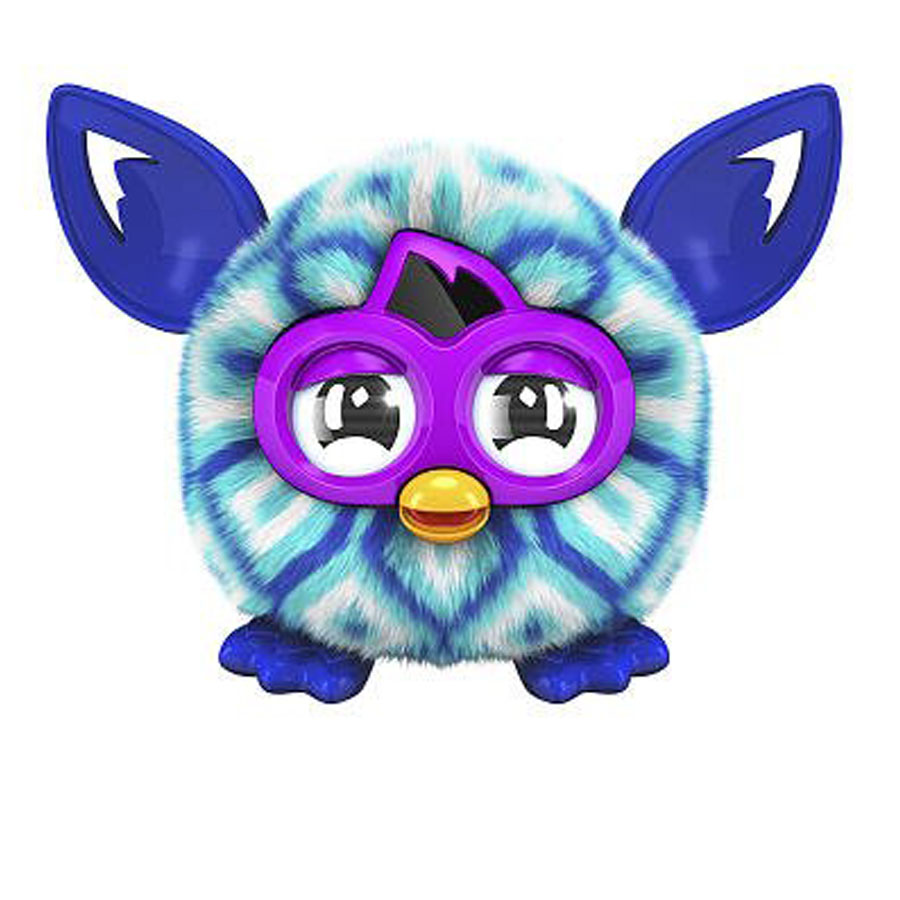 Furby Furblings Creature Blue Diamonds (Голубой Бриллиант)