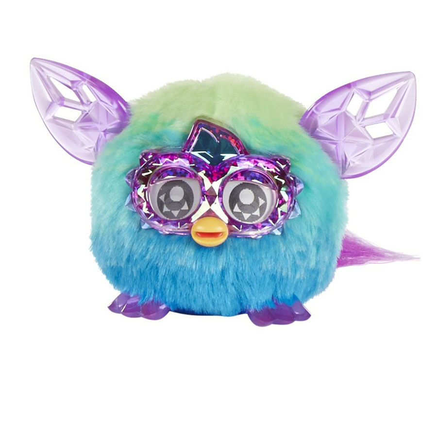 Furby Furblings Crystal Green to Blue (Зелено-Голубой)