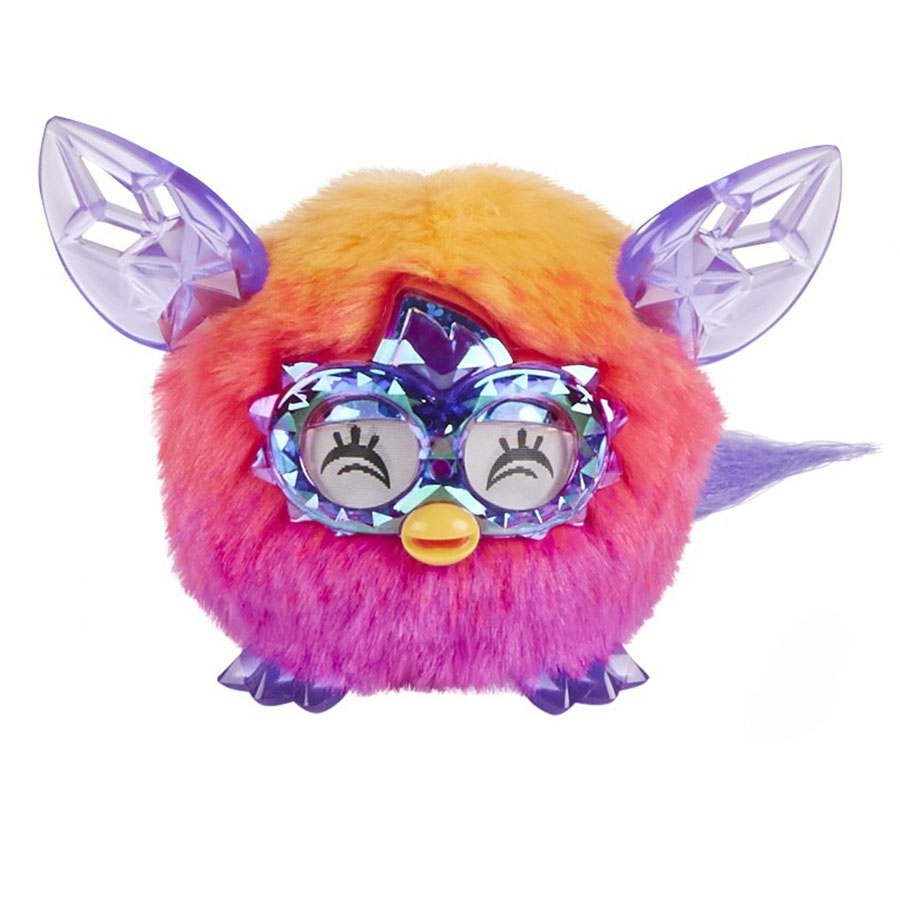 Furby Furblings Crystal Orange to Pink (Оранжево-Розовый)