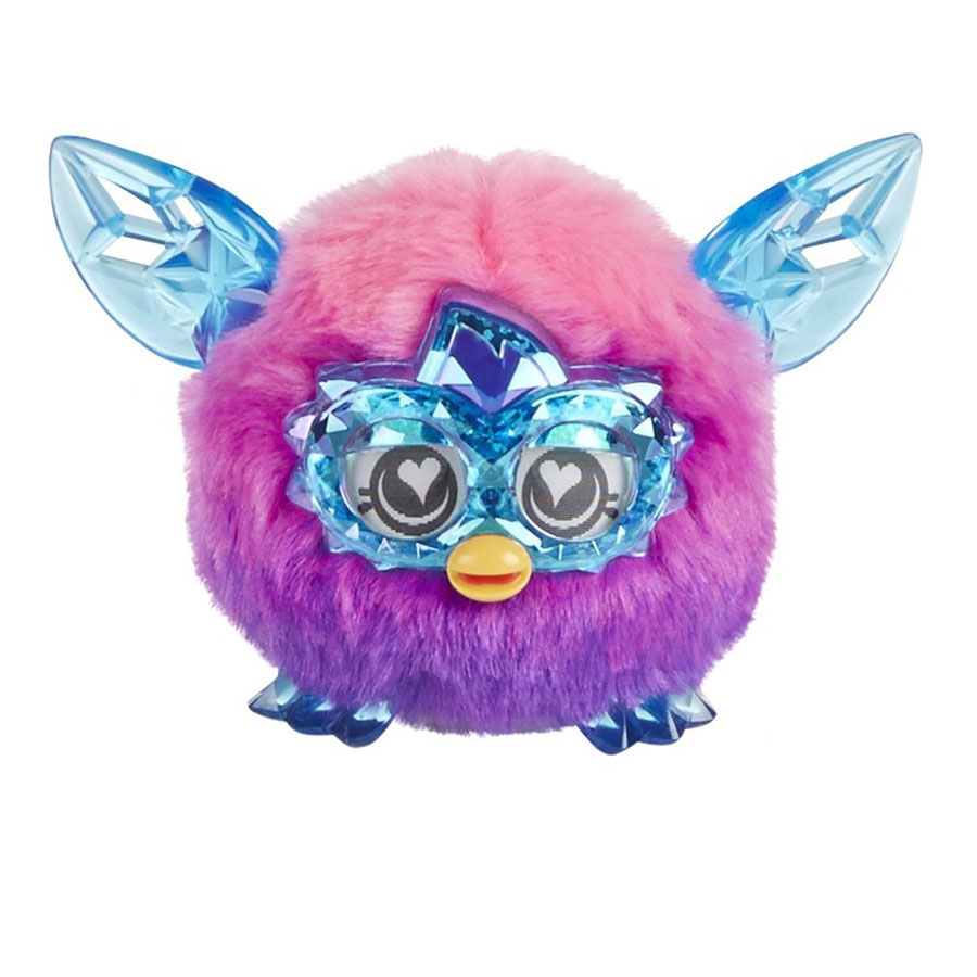 Furby Furblings Crystal Pink to Purple (Розово-Фиолетовый)