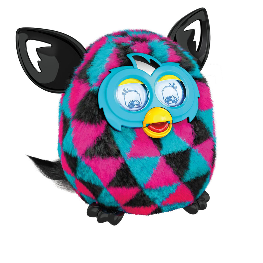 Furby Boom Figure Triangles (Треугольники)