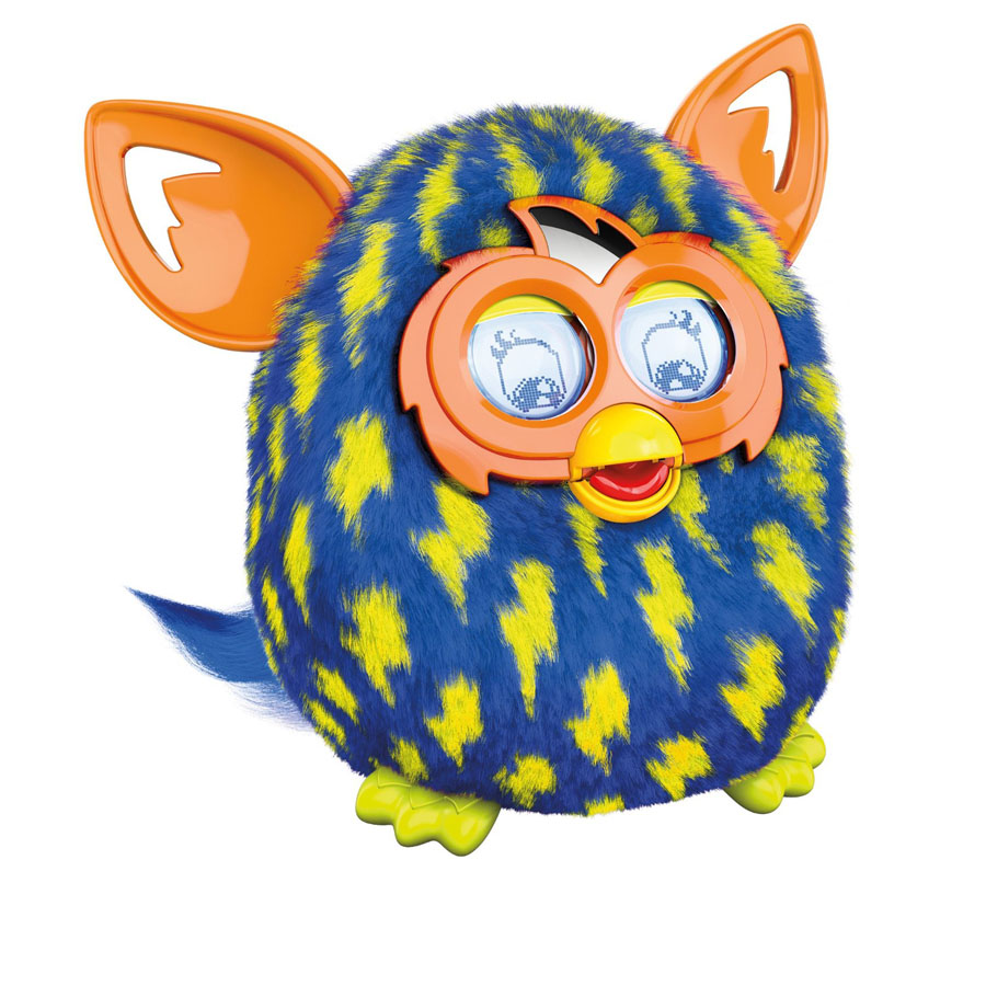 Furby Boom Lightning Bolts (Молнии)