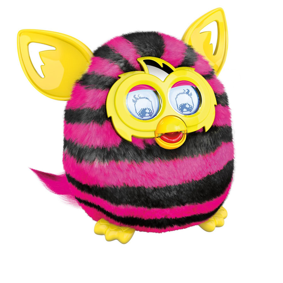 Furby Boom Straight Stripes (Прямые полосы)