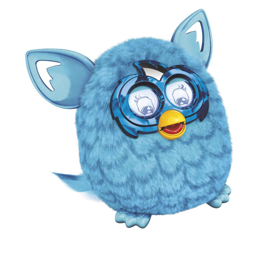 Furby Boom Teal Pattern Edition (Тёплая Волна)