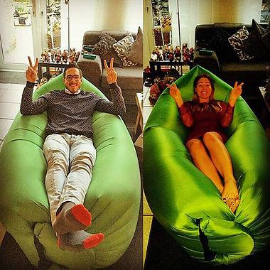 Ламзак надувной лежак купить Киев