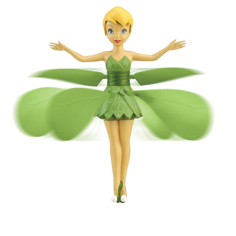 Flying Fairy Динь Динь Flutterbye Fairy-Tinker Bell