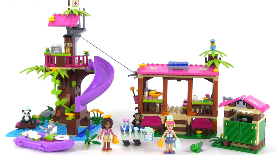 Конструкторы Lego Friends купить