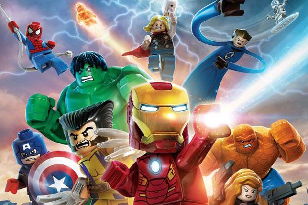 Лего Супер Герои купить