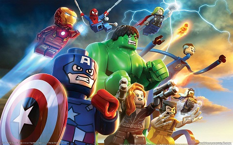 Конструкторы Lego Super Heroes купить
