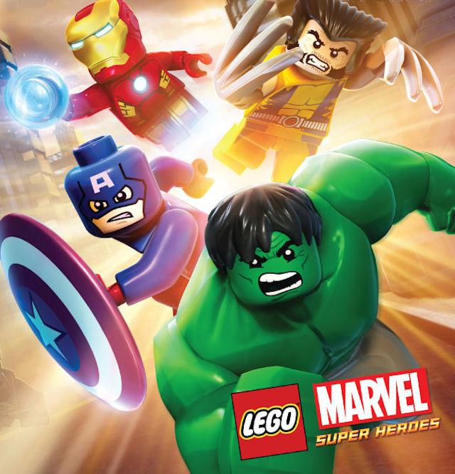 купить конструктор Лего Супер Герои