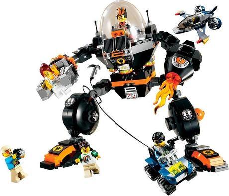 купить конструктор Lego Ultra Agents Киев