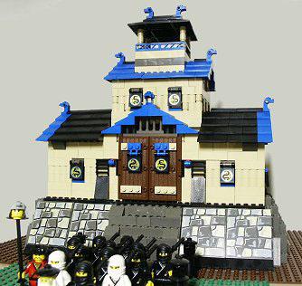 купить Лего Замок