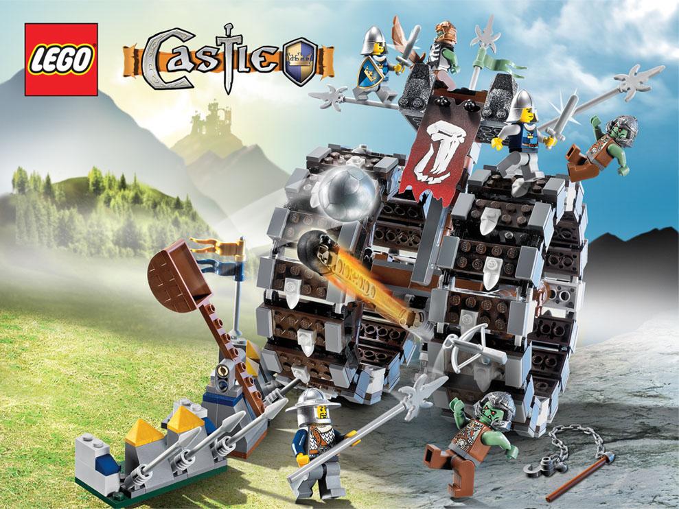Лего Замок  купить