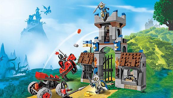 Лего Замок  купить киев