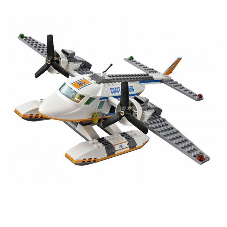 Самолет береговой охраны Лего Сити купить