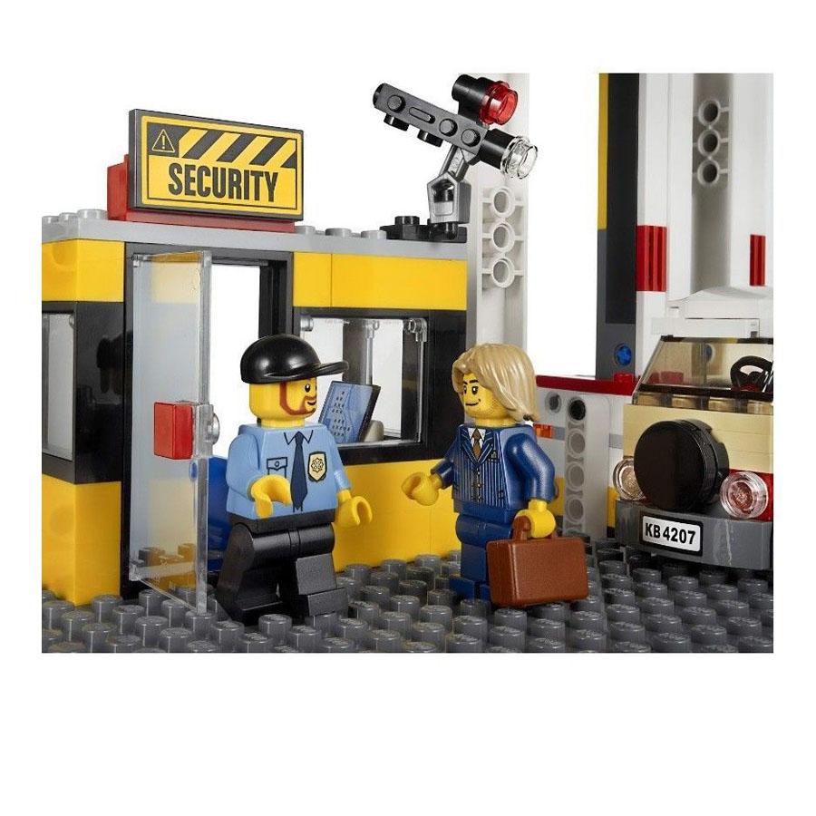 Гараж Лего Сити Город купить