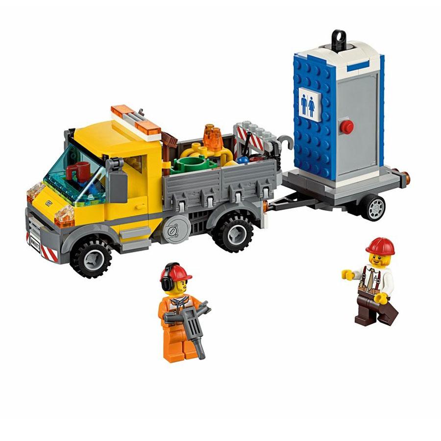 Городская площадь Лего Сити Город купить