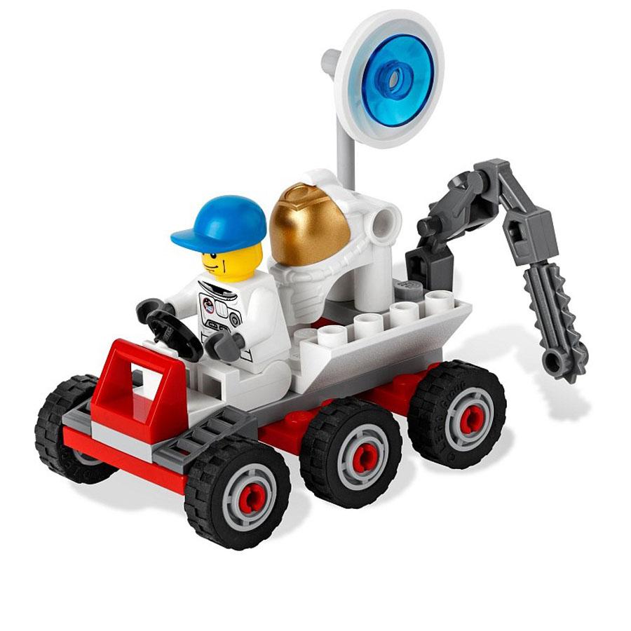 Космический багги Лего Сити Космический порт купить