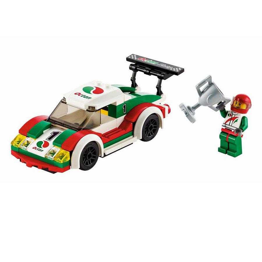 Гоночный автомобиль Лего СитиКрутые автомобили купить
