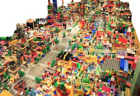 Лего Сити киев