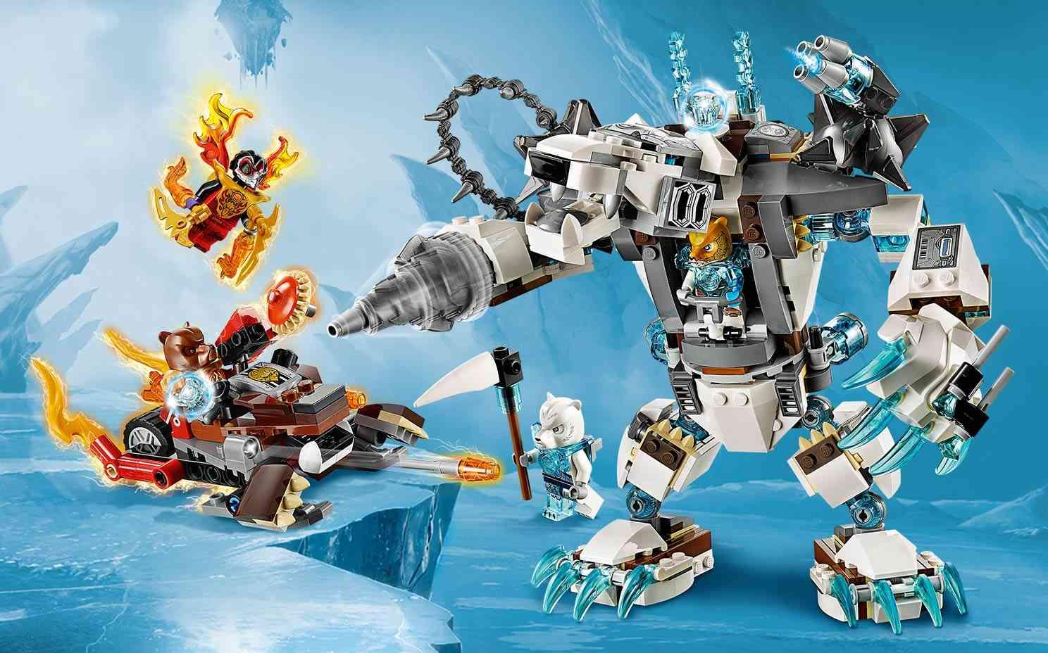 конструкторы Lego  Legend оf Chima купить