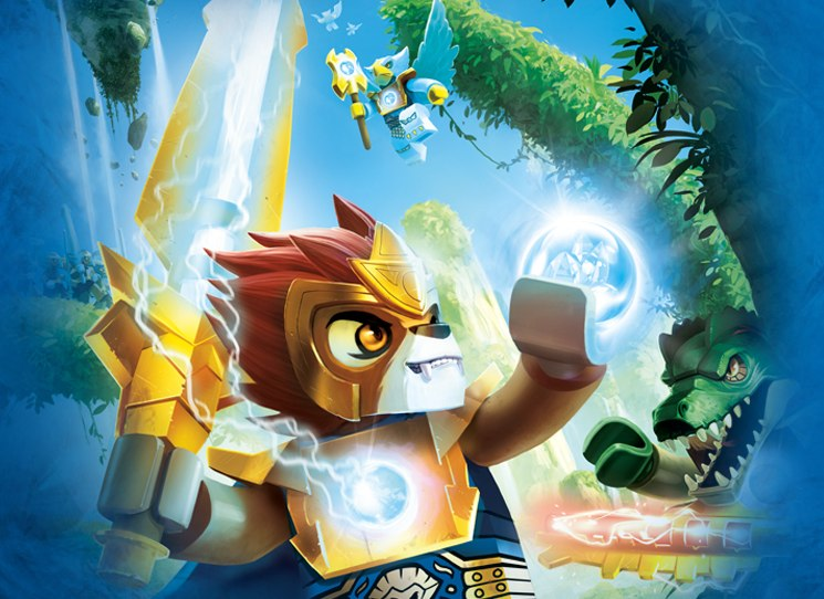 купить  Лего Легенды Чимы