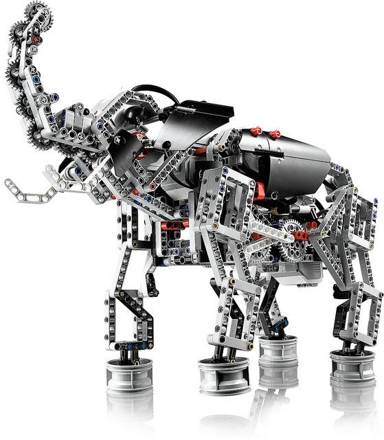 конструктор Лего Роботы