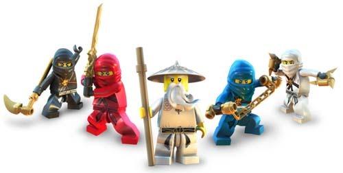Лего Ninja go
