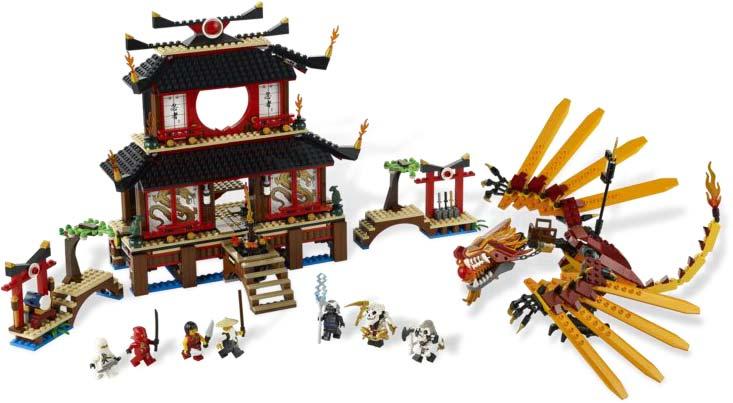 Конструкторы Lego Ninjago купить