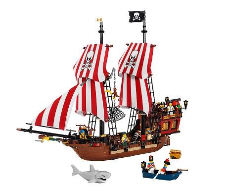 Коструктор Лего Пираты