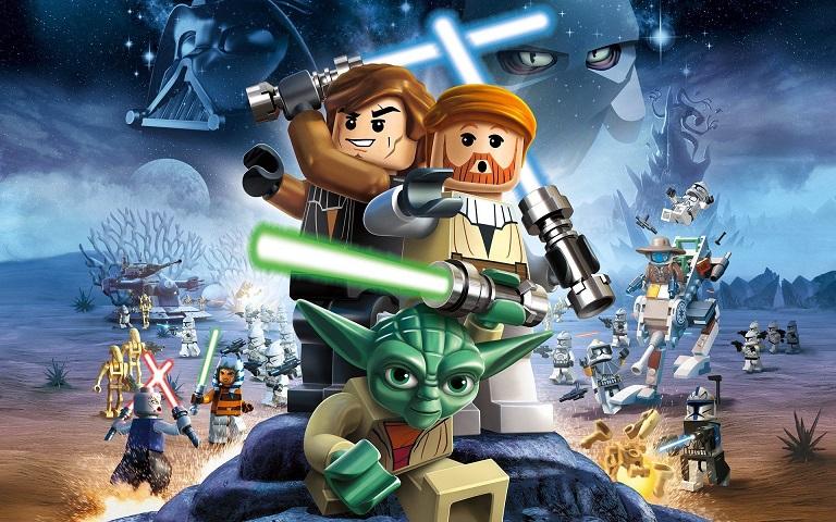 купить Лего Звездные войны