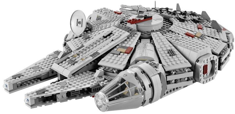 конструктор Лего star wars