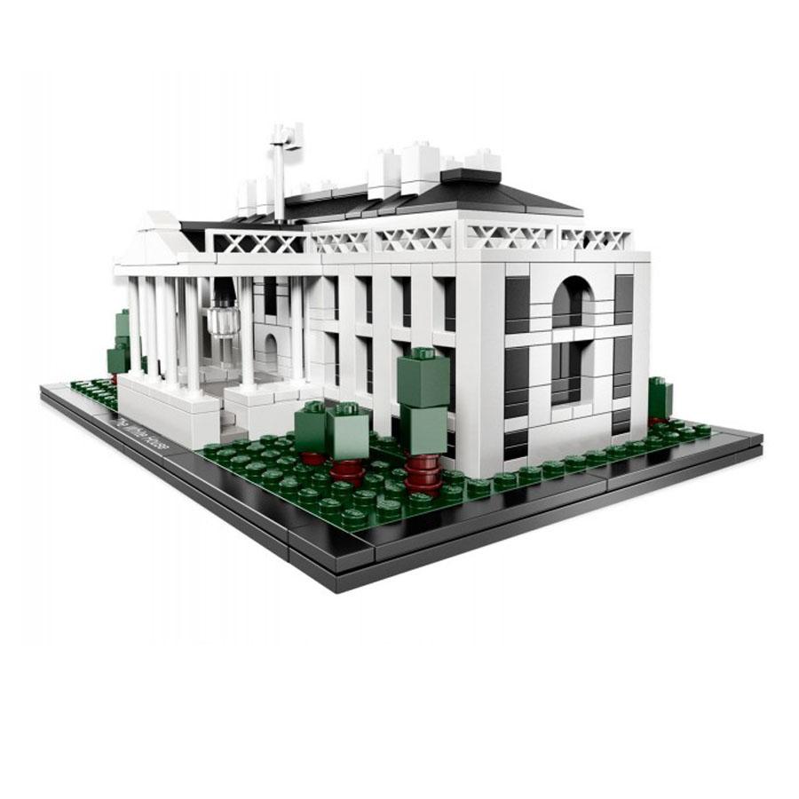 Белый дом купить конструктор