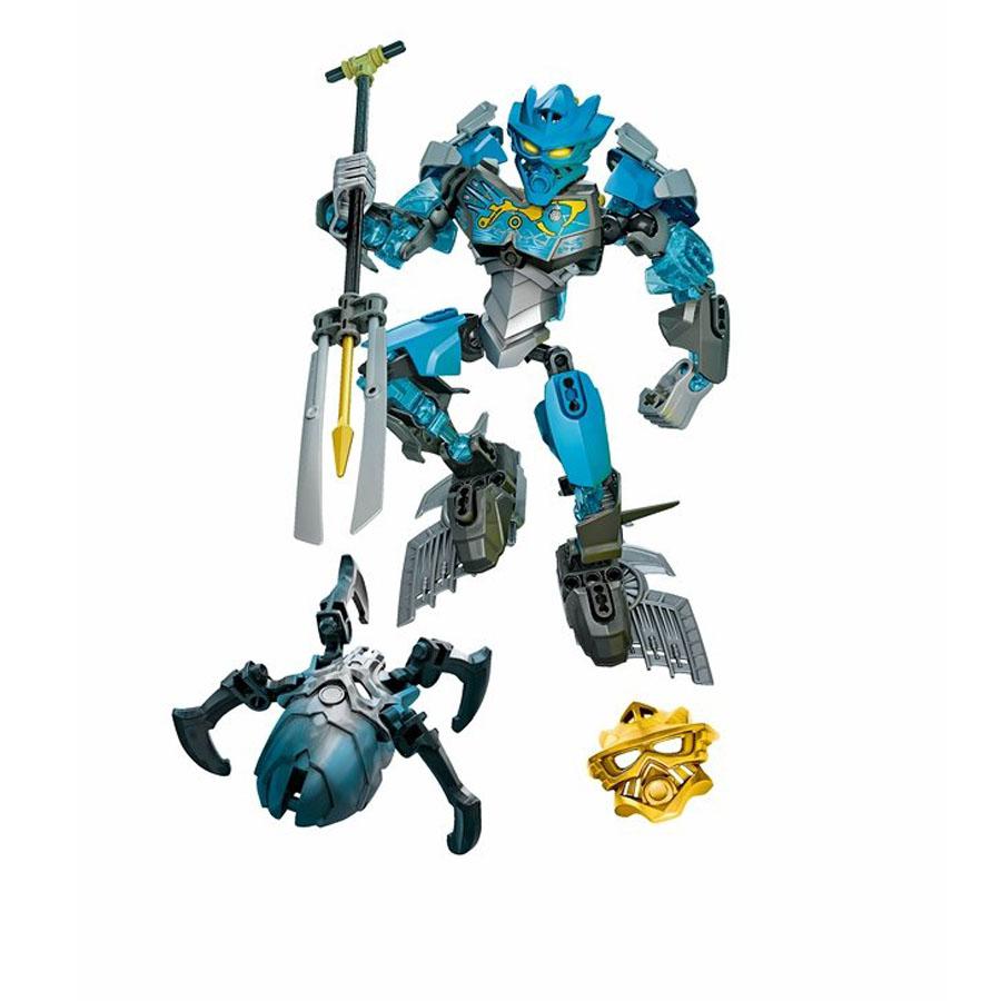 Гали Повелитель Воды Лего Бионикл