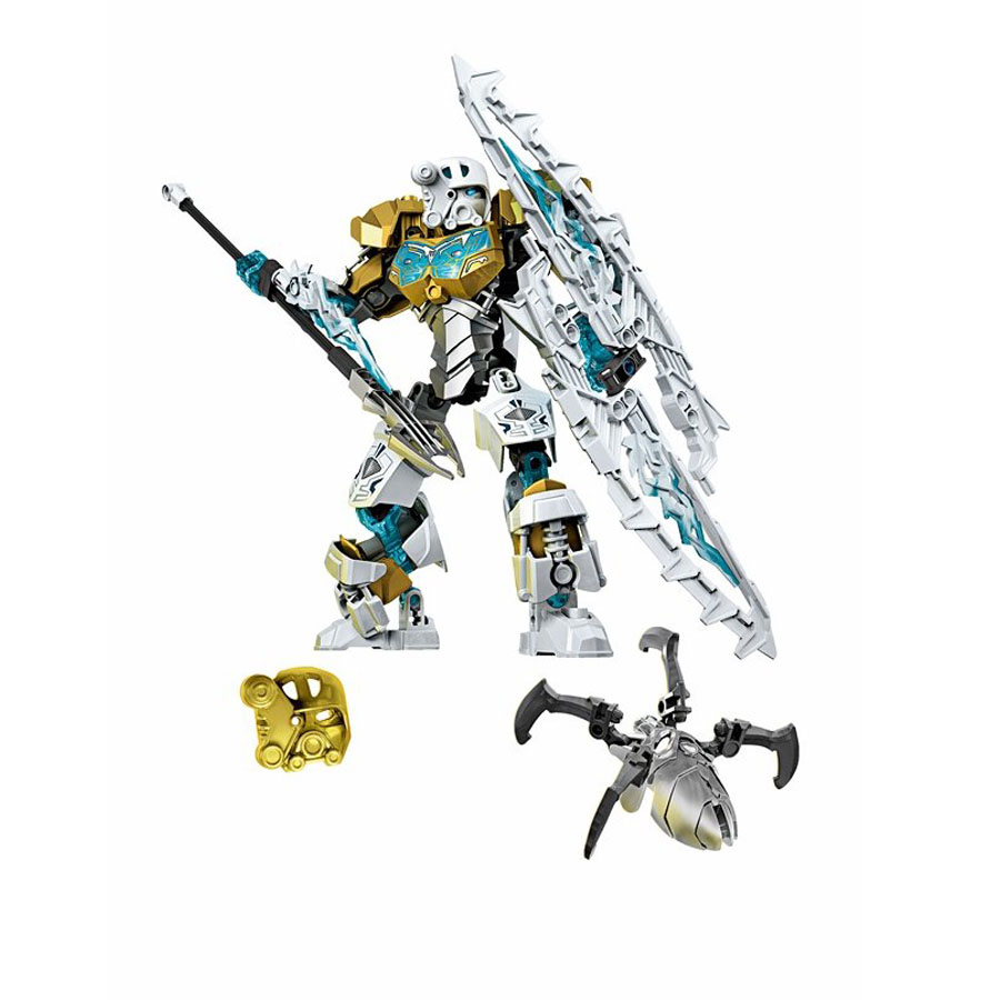 Kopaka master of ice / Lego Bionicle