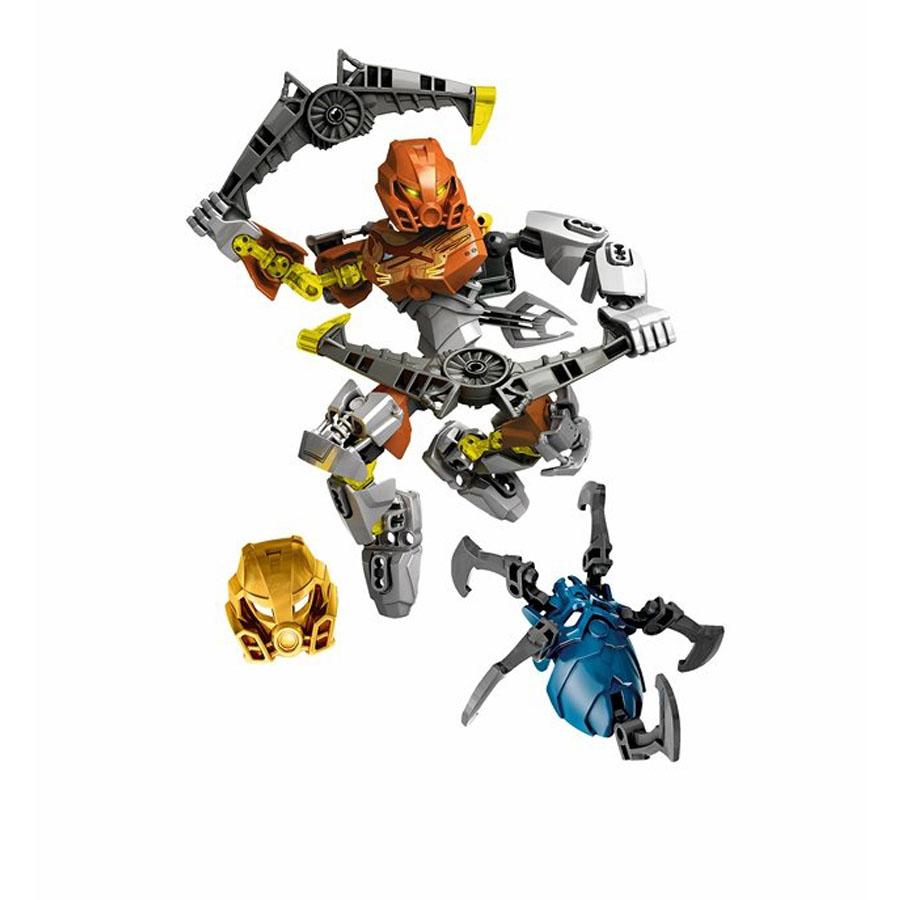 Похату Повелитель Камня Лего Бионикл