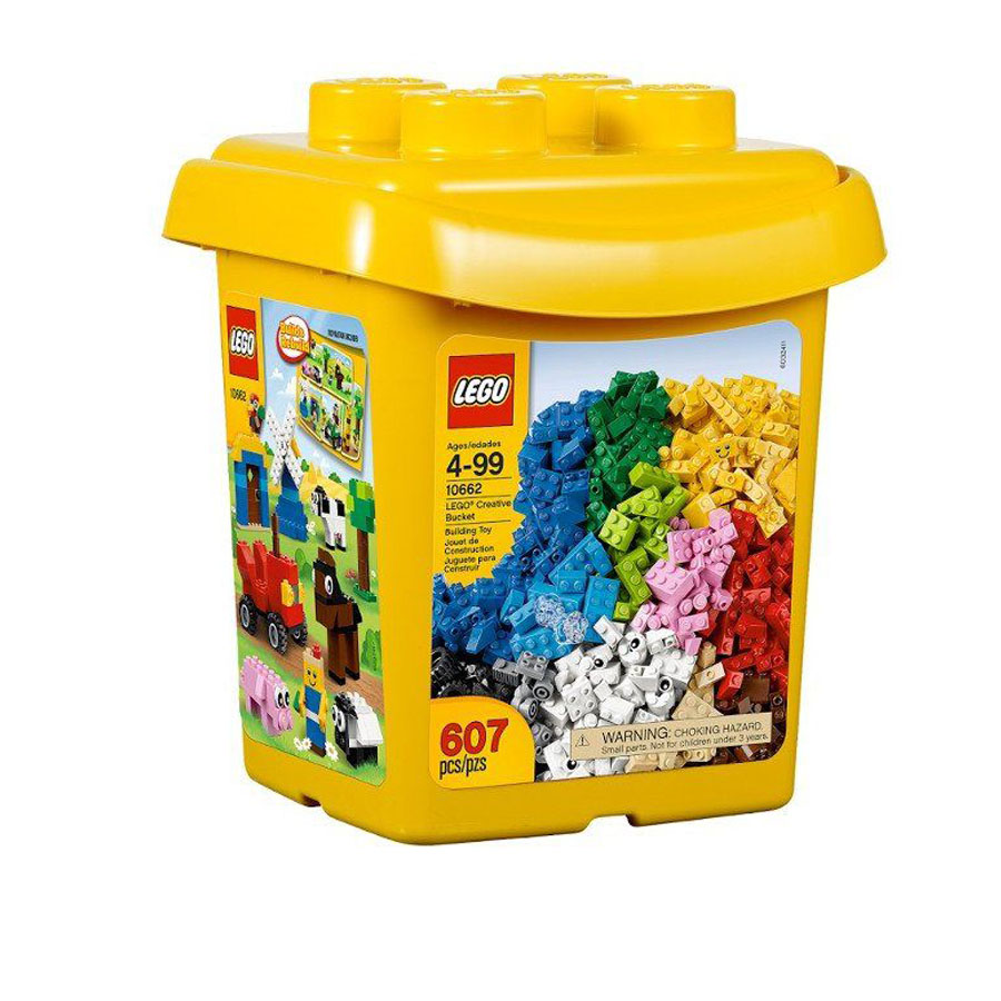 Ведерко для творчества (LEGO Bricks & More)