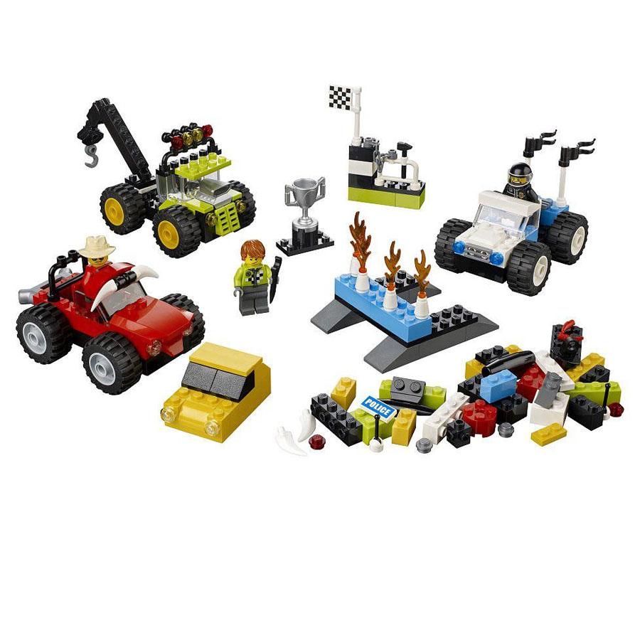 Грузовики монстры LEGO купить