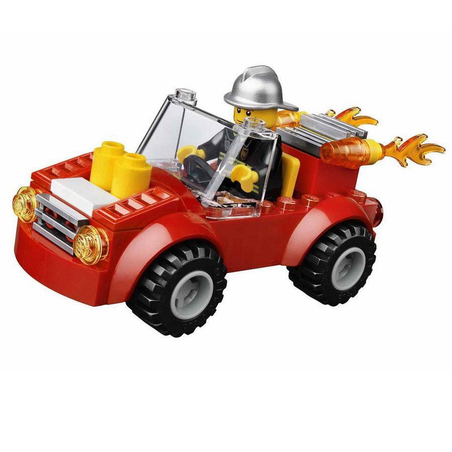 Моя первая Пожарная станция LEGO Bricks & More купить